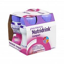 Nutridrink Compact lesní ovoce 4x125 ml