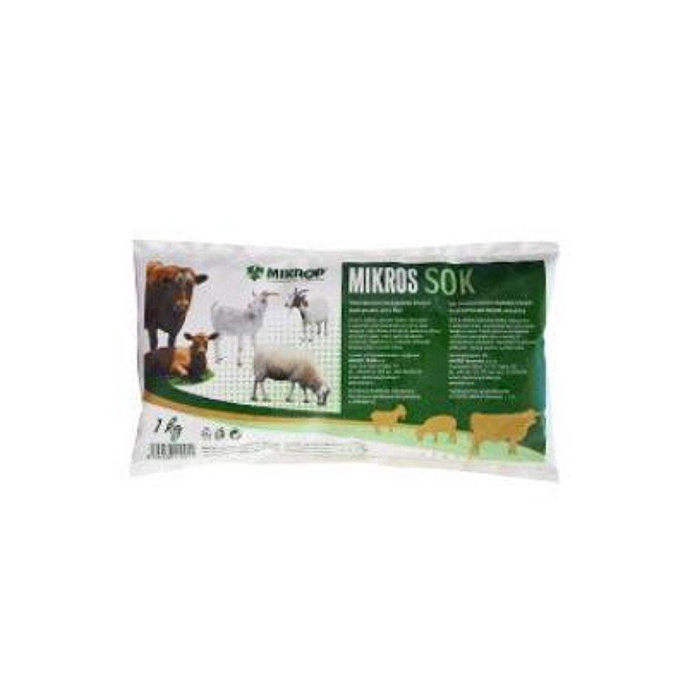 MIKROS SOK pro skot, ovce a kozy prášek 1 kg