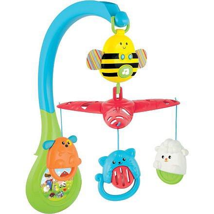 Hrací kolotoč Bee Buddy Toys