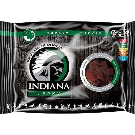 Indiana Jerky Krůtí Original 100g