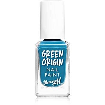 Barry M Green Origin lak na nehty odstín Salt Lake 10 ml