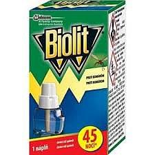BIOLIT tekutá náplň do elektrického odpařovače Eukalyptus 27 ml