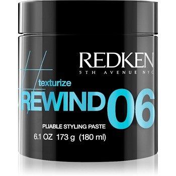 Redken Texturize Rewind 06 stylingová modelovací pasta na vlasy  150 ml
