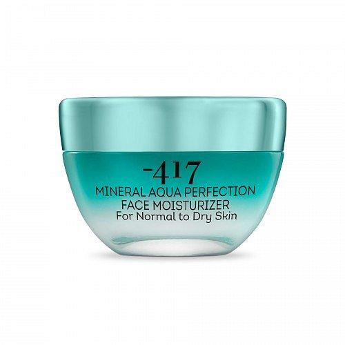 -417 Perfection Face Moisturizer for normal to dry skin minerální hydratační denní krém 50ml