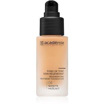 Academie Make-up Regenerating  tekutý make-up s hydratačním účinkem odstín 04 Hazelnut 30 ml