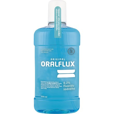 Oralflux Original 500ml ústní voda