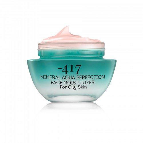 -417 Perfection Face Moisturizer  for oil skin minerální hydratační denní krém 50ml