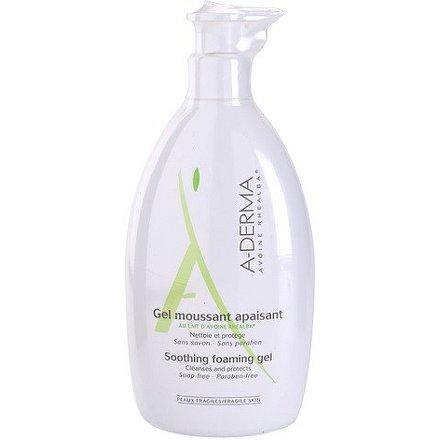 A-DERMA Gel moussant 500ml-zvláčňující pěnivý gel