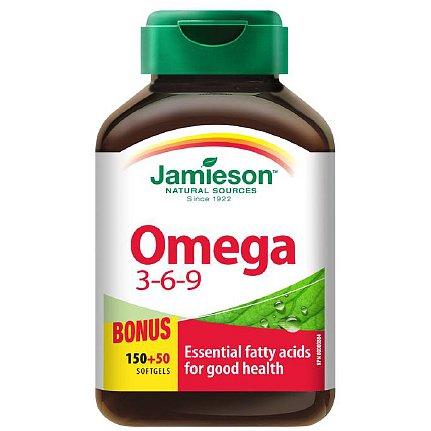 Omega 3-6-9 1200 mg 200 kps.