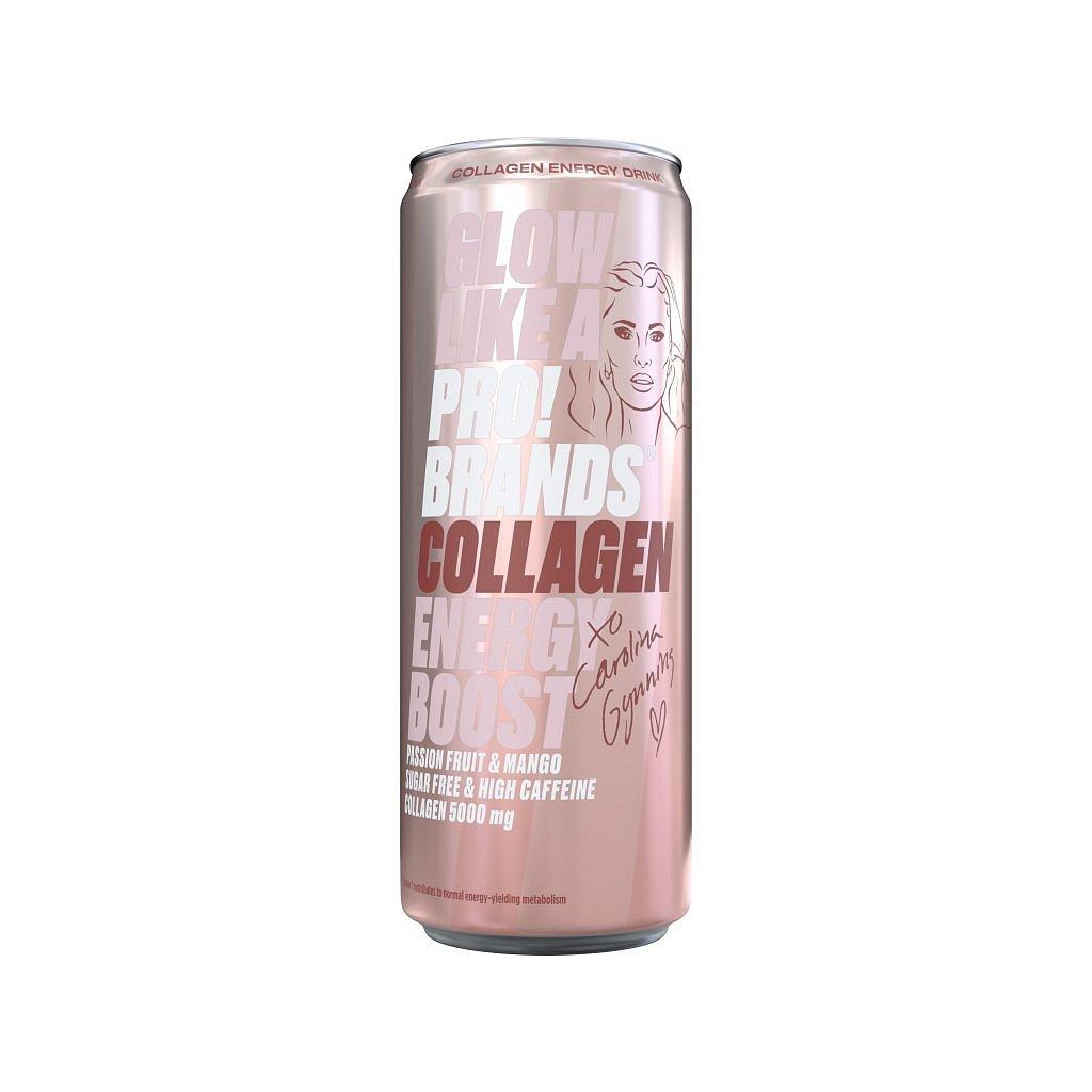 Collagen Drink passion fruit/mango 330ml