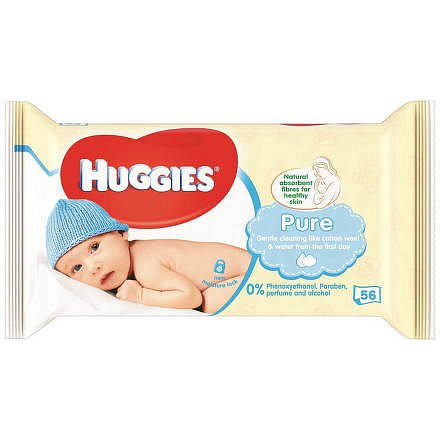 HUGGIES® Pure Single (56)