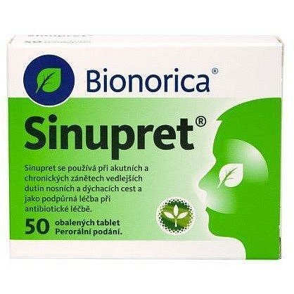 Sinupret 50 tablet