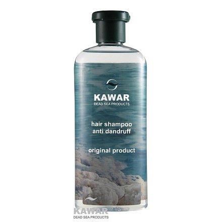 Šampon proti lupům s minerály z Mrtvého moře 400ml