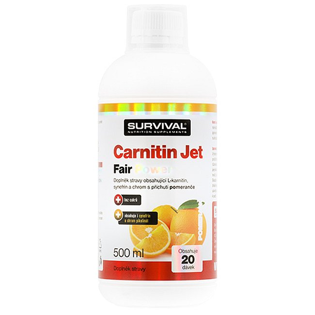 Carnitin Jet Fair Power 500ml
