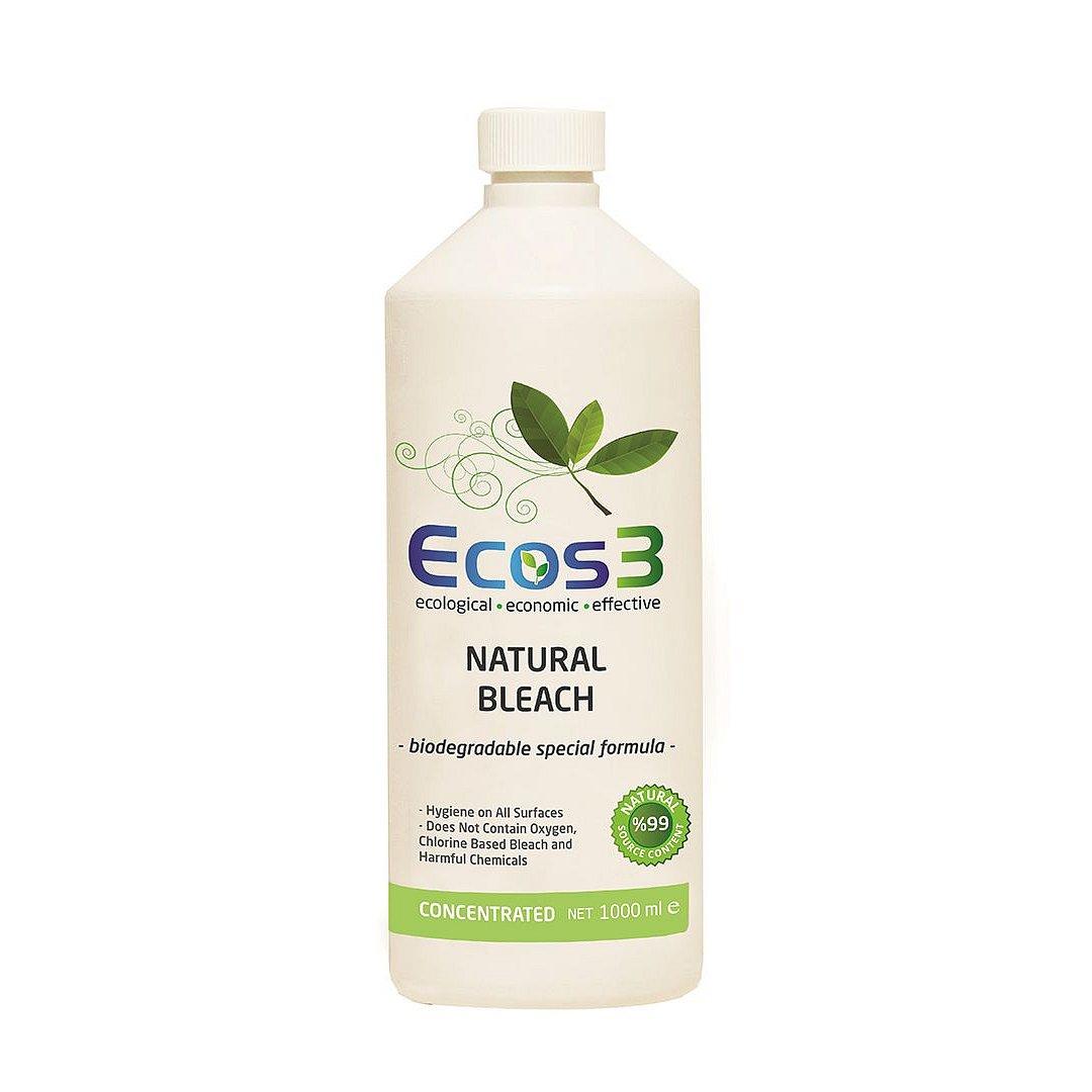 ECOS 3 Přírodní bělicí prostředek 1 l