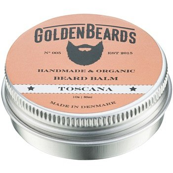 Golden Beards Toscana balzám na vousy  30 ml
