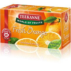 TEEKANNE WOF Fresh Orange n.s.20x2.5g (pomeranč)