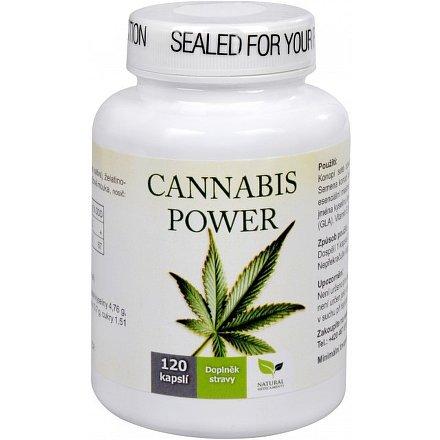 Cannabis Power tbl.120
