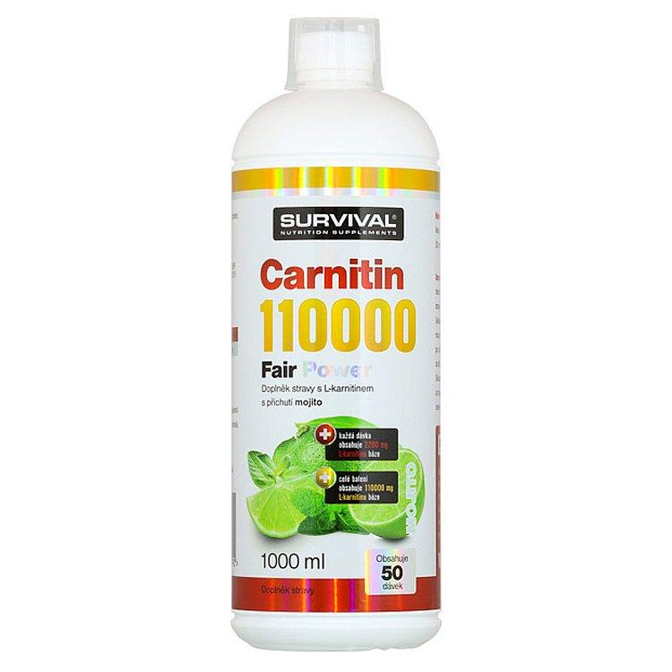 Carnitin 110000 Fair Power mojito 1000ml