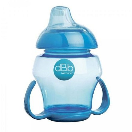 dBb Baby pohárek, 250 ml, modrá