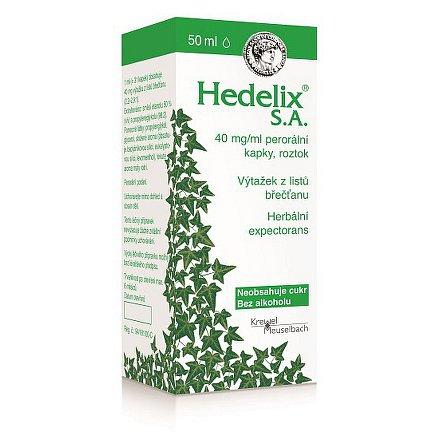 Hedelix s.a. kapky 1 x 50 ml