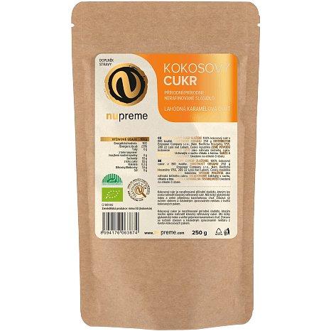 Nupreme BIO Kokosový cukr 250g