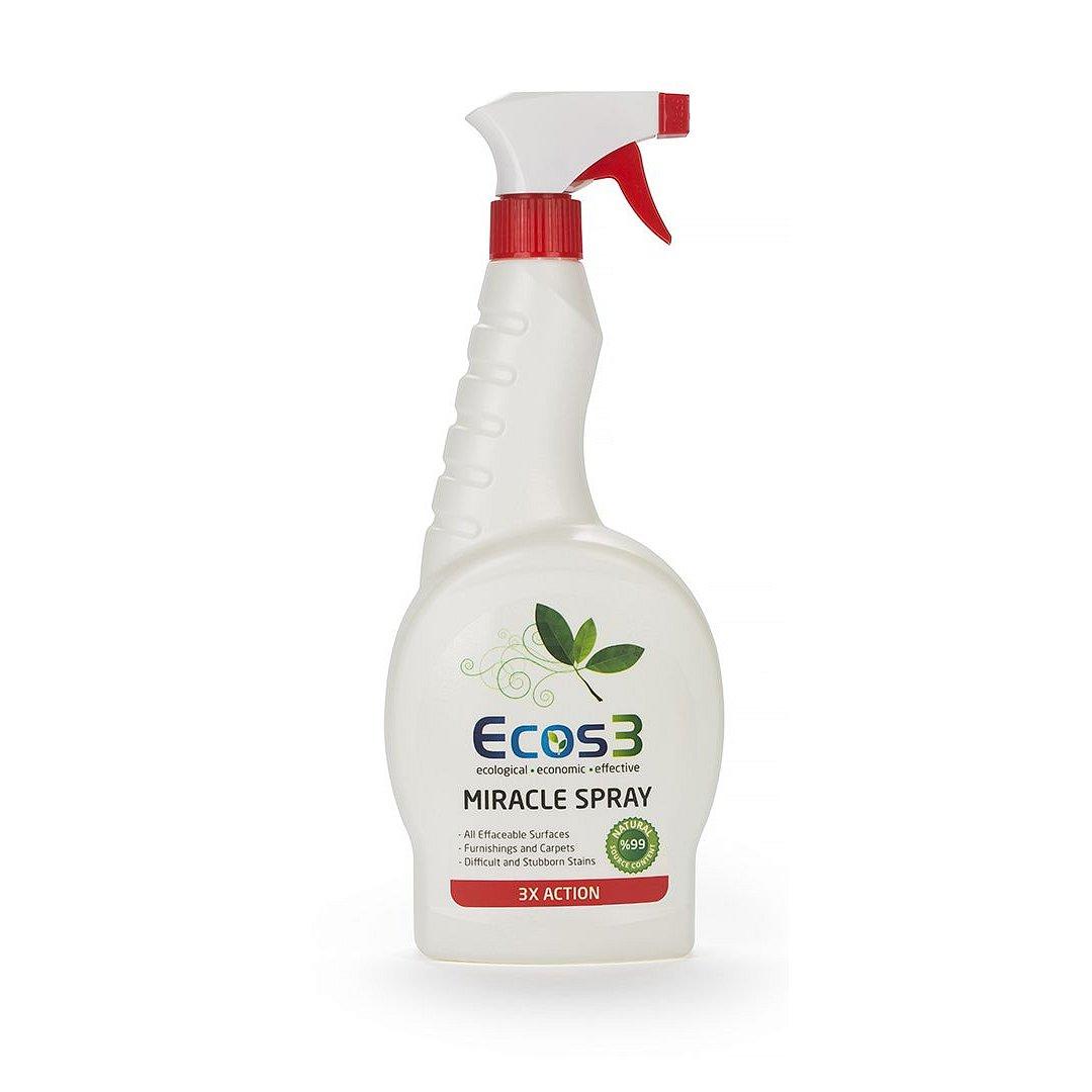 ECOS 3 Zázračný spray Univerzální čistič 750 ml