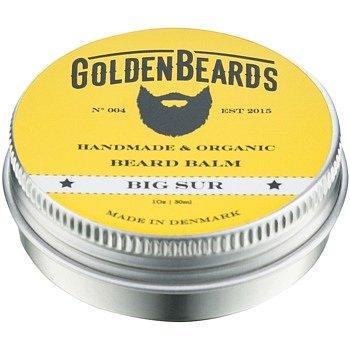 Golden Beards Big Sur balzám na vousy  30 ml
