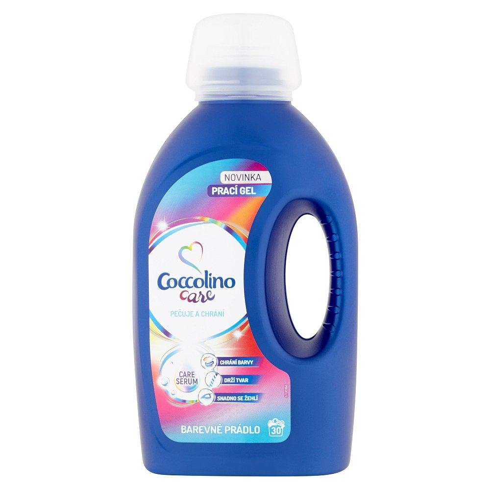 COCCOLINO Care Prací gel Barevné prádlo 30 pracích dávek