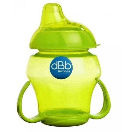 dBb Baby pohárek, 250 ml, zelená