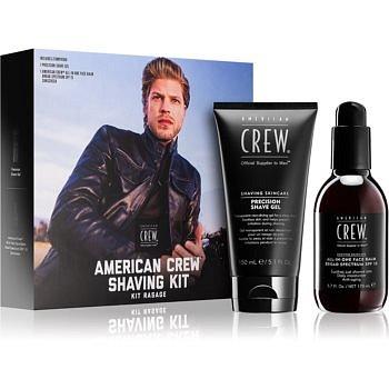 American Crew Shaving kosmetická sada pro muže II.