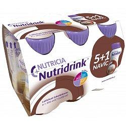 Nutridrink čokoláda balíček 5+1 6x200 ml