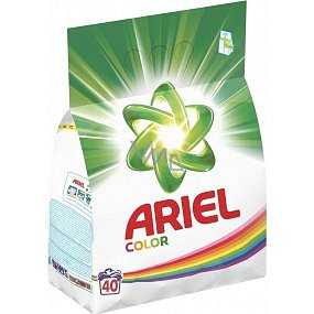 Ariel prášek Color 3kg (40 pracích dávek)