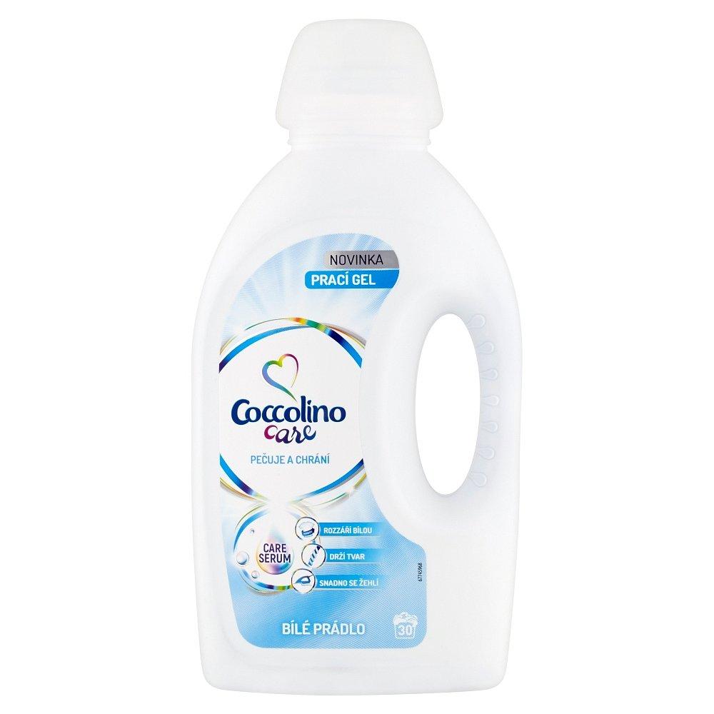 COCCOLINO Care White Prací gel 30 pracích dávek