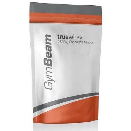 GymBeam True Whey Protein strawberry white chocolate - 2500 g