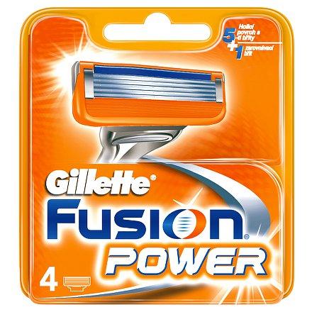 Fusion Power náhradní hlavice 4ks