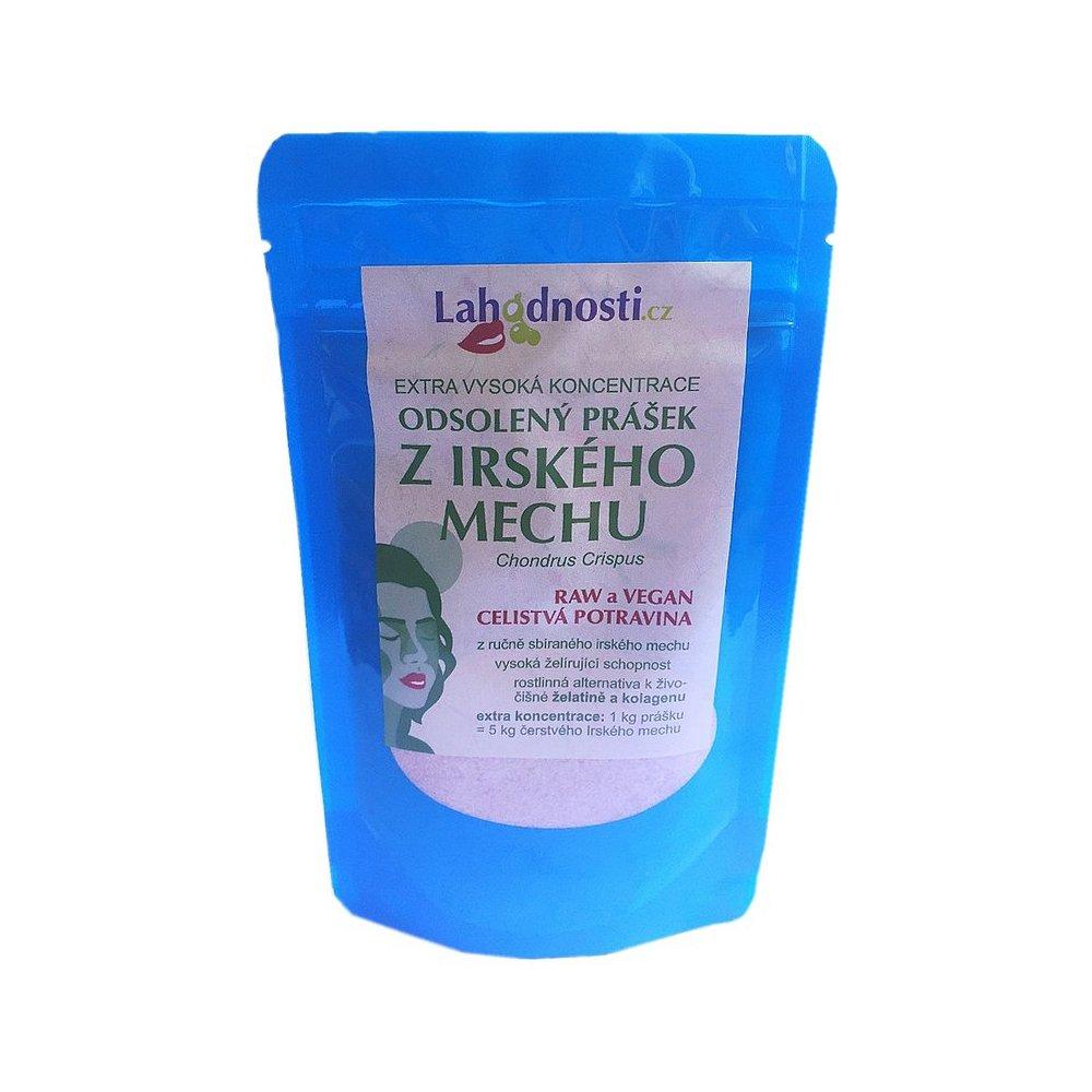 LAHODNOSTI Odsolený prášek z irského mechu 70 g