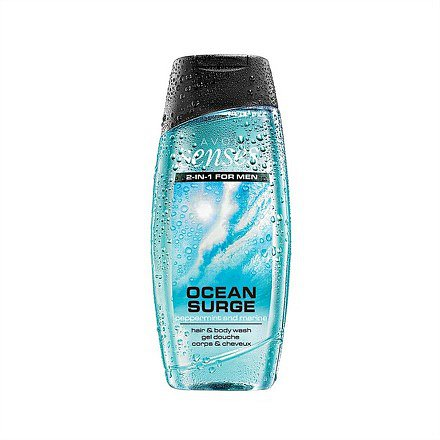 Avon Sprchový gel pro muže Ocean Surge Senses 250 ml