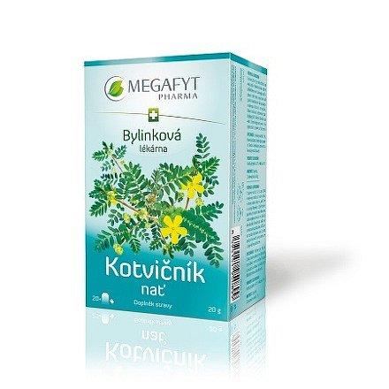 Megafyt Bylinková lékárna Kotvičník nať 20x1g