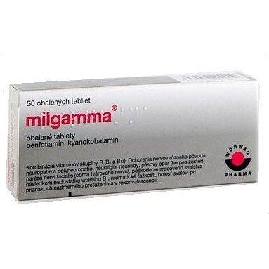Milgamma perorální tablety potažené 50
