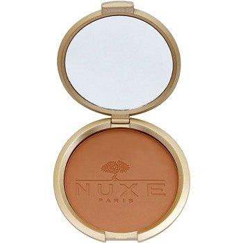 Nuxe Éclat Prodigieux kompaktní bronzující pudr na obličej a tělo  25 g