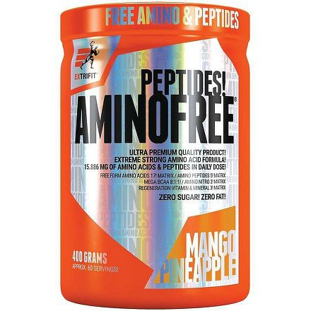 Aminofree Peptides 400 g mango - ananas
