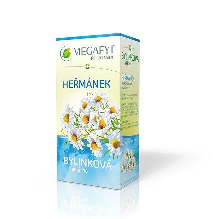 Megafyt Bylinková lékárna Heřmánek 20x1g