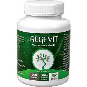 Regevit tablety  200