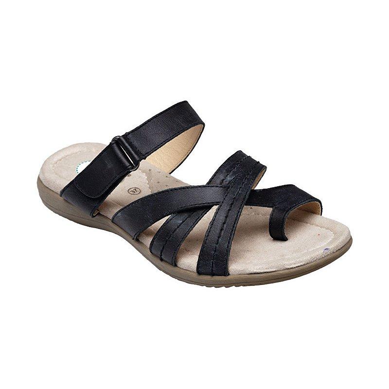 Zdravotní obuv dámská EKS/153-33 Black 38
