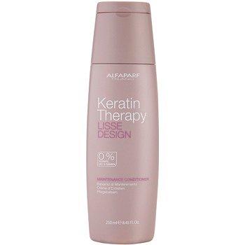 Alfaparf Milano Lisse Design Keratin Therapy vyživující kondicionér 250 ml