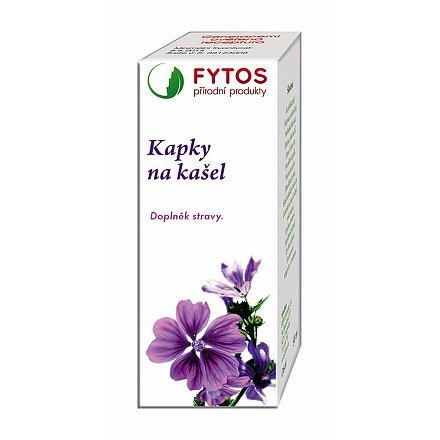 FYTOS Kapky na kašel 50ml