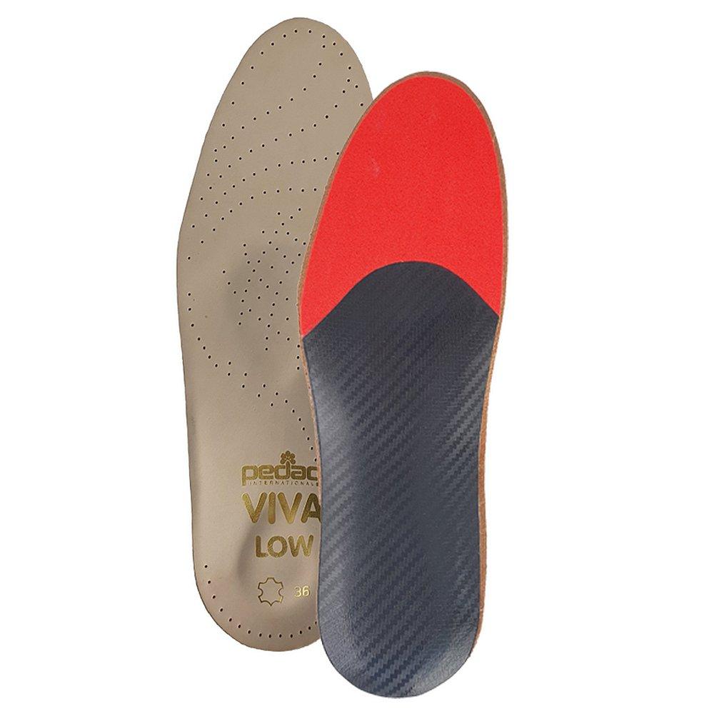 PEDAG Viva low ortopedická vložka s patentem 1 pár, Velikost vložek do obuvi: Velikost 38