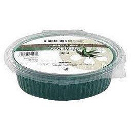 Parafínový zábal aloe vera 500 g
