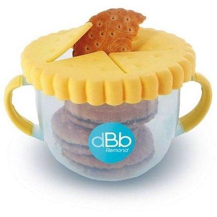 dBb Pohárek na sušenky, 300 ml, žlutá